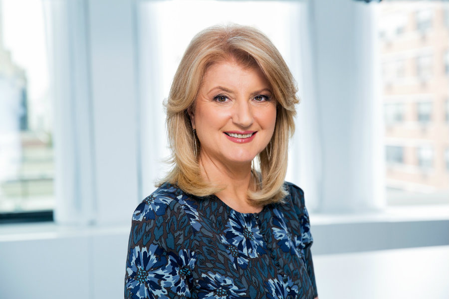 Arianna Huffington, co-founder and editor-in-chief of The Huffington Post, said that nap rooms in offices will be an established trend in the coming years. Photo credit: