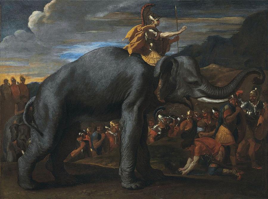 Hannibal-Alpes-Rome