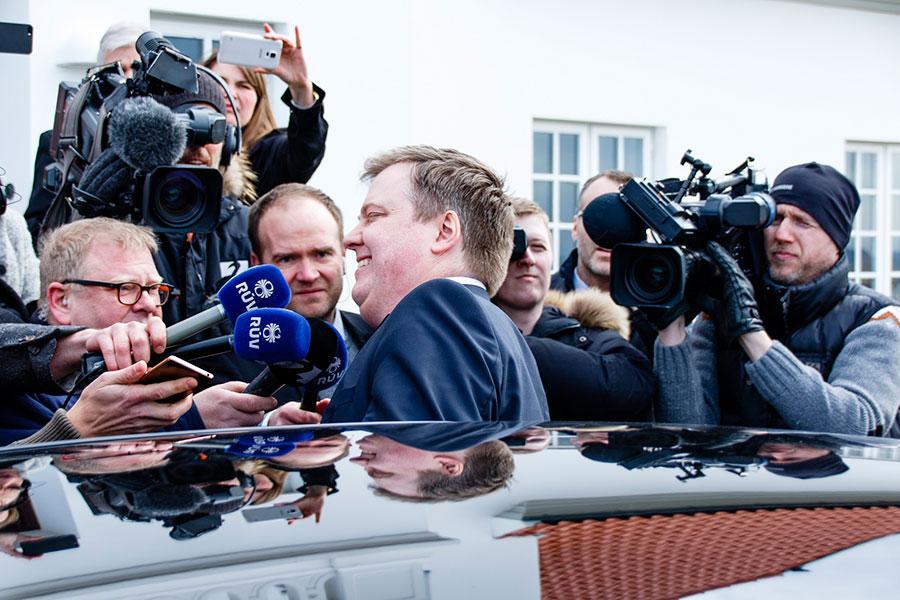Iceland-Prime-Minister