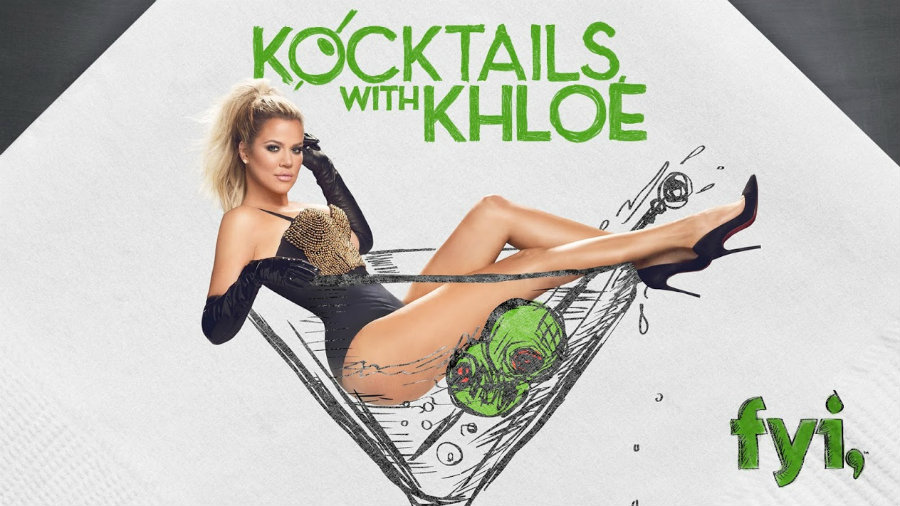 FYI and the show's production company announced Wednesday that 'Kocktails With Khloe' will be cancelled on April 20 after a 14-episode run. Photo credit: TV Guide