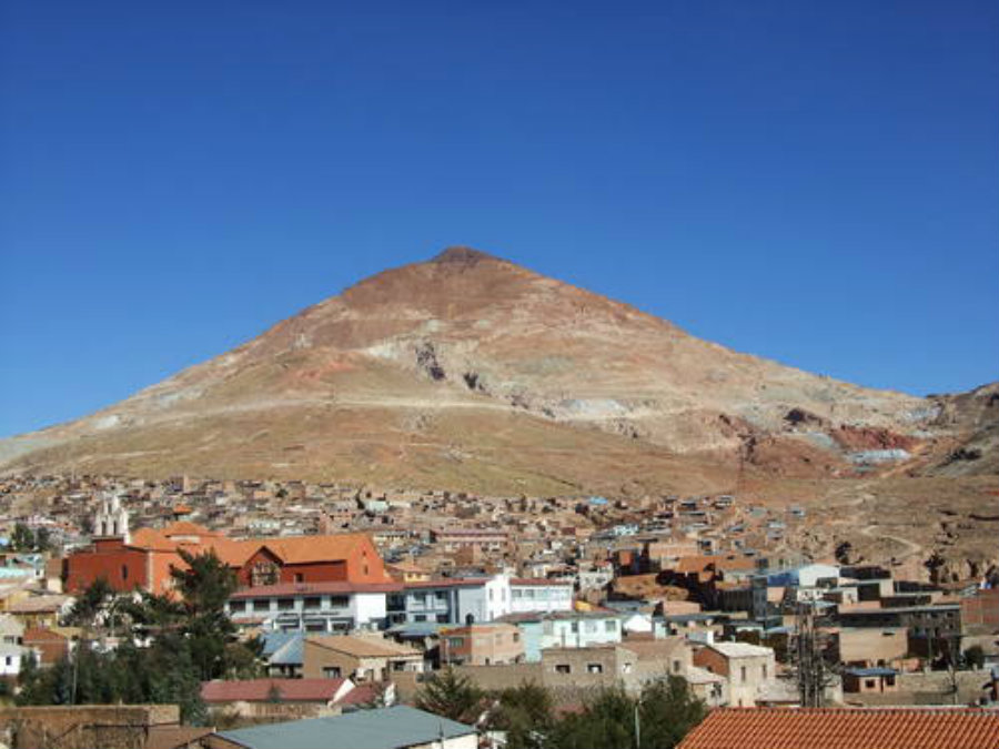 Word Heritage Site: City of Potosí, Bolivia. Credit: © A. Sandoval-Ruiz / UNESCO