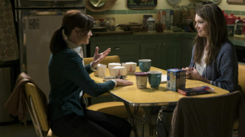 "One of the seven photos of the ""Gilmore Girls"" reboot released by Netflix. Photo credit: Netflix / Variety"