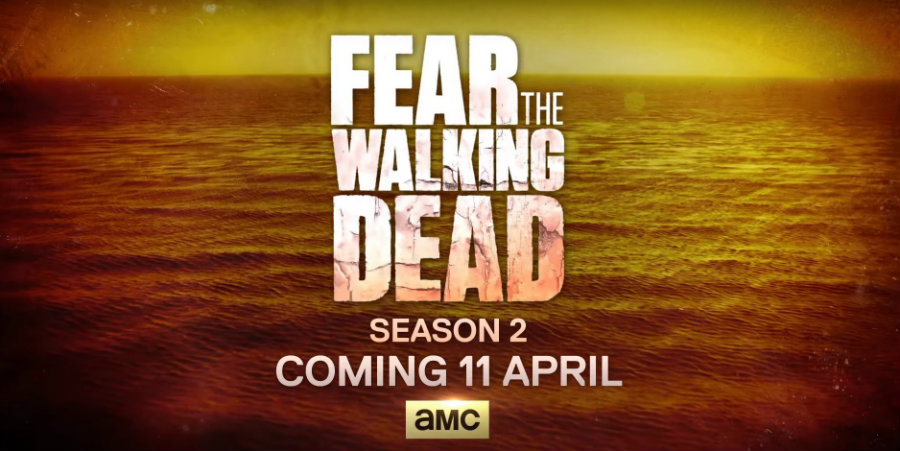 Fear the Walking Dead has just aired its second season on Sunday night. Photo credit: Hey u guys