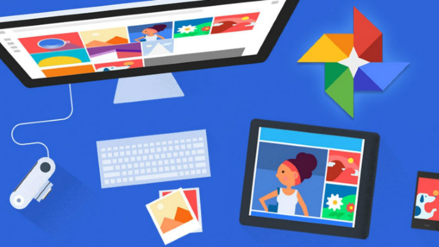 """Google announced a little but important update to """"Google photos"""" on its web page this Wednesday. Photo credit: PC magazine"""