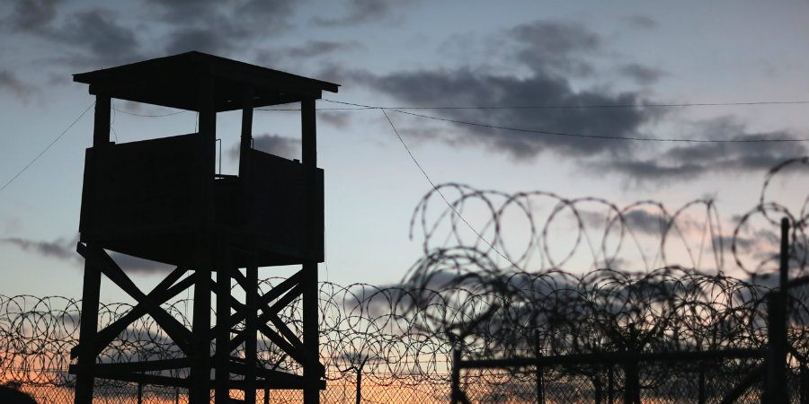 Nine detainees from Yemen were transferred from the Guantanamo Bay facility to Saudi Arabia on Saturday.