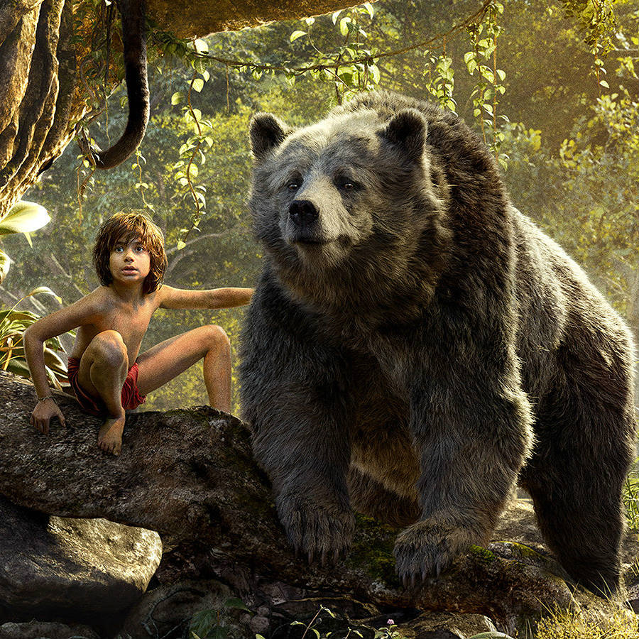 Mowgli (Neel Sethi) and Baloo (Bill Murray) star on the new adaptation of Rudayrd's Jungle Book fables for the big screen hauls a massive $291 million total in both the U.S. and overseas.