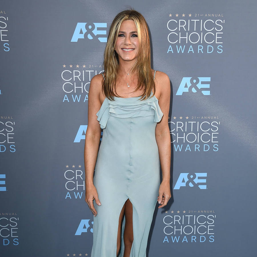 The World's Most Beautiful Woman, Jennifer Aniston later revealed that hitting the gym six days a week helps her feel beautiful, specially after a good exercise session. She claims that her beauty routine haven't changed much since she was honored back in 2004.