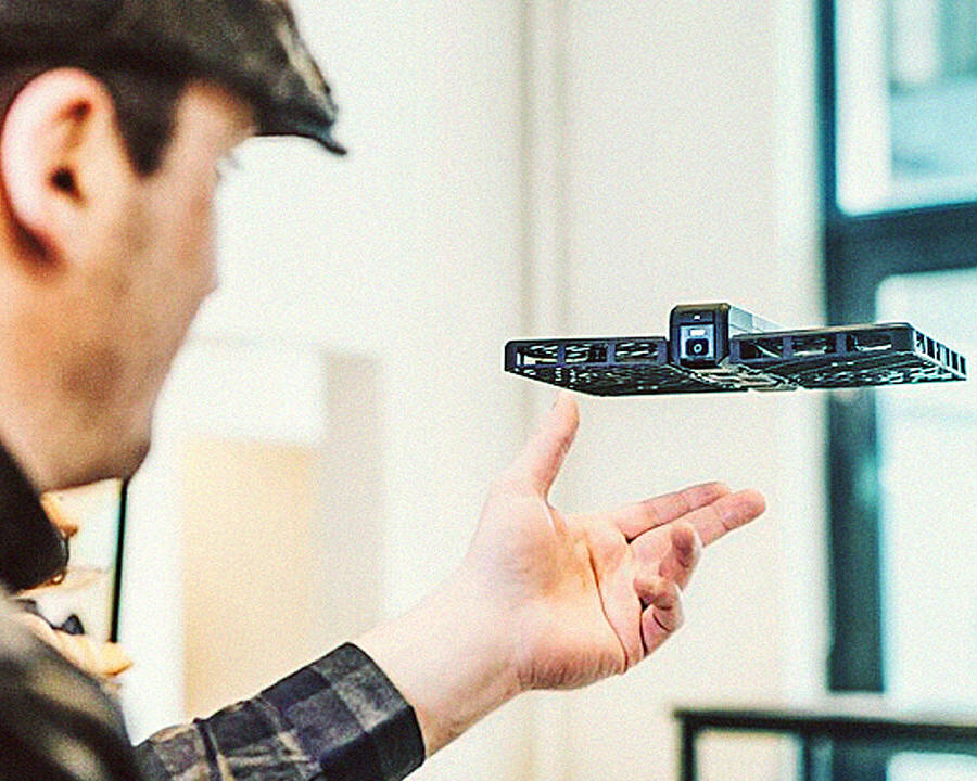 The latest development from the tech company Zero Zero has proven once again how there's always room for improvement using technological advances to enhance people's experience. Credit: Fast Company