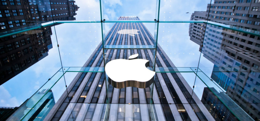 Apple stated on Tuesday afternoon that its sales and profit both fell last quarter. Photo credit: Shutterstock