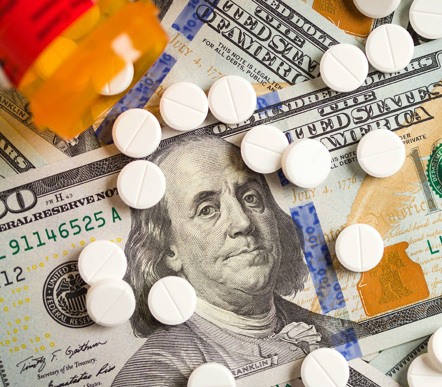 The average U.S. family makes $52,000 annually. Cancer drugs can easily cost a $120,000 a year, as reported by the NPR. The expenses a family could end up paying for Cancer treatment in the U.S. ranges from $25,000 to $30,000 — more than half of a typical family's income. Credit: NPR