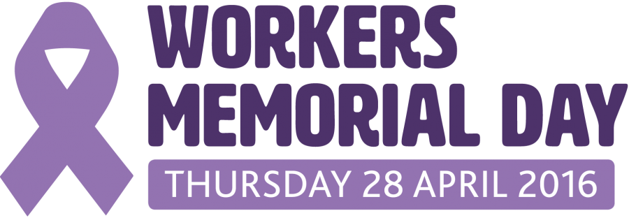 Workers Memorial Day is focusing on creating awareness of safety in the workplace. Photo credit: Stuc.org.uk