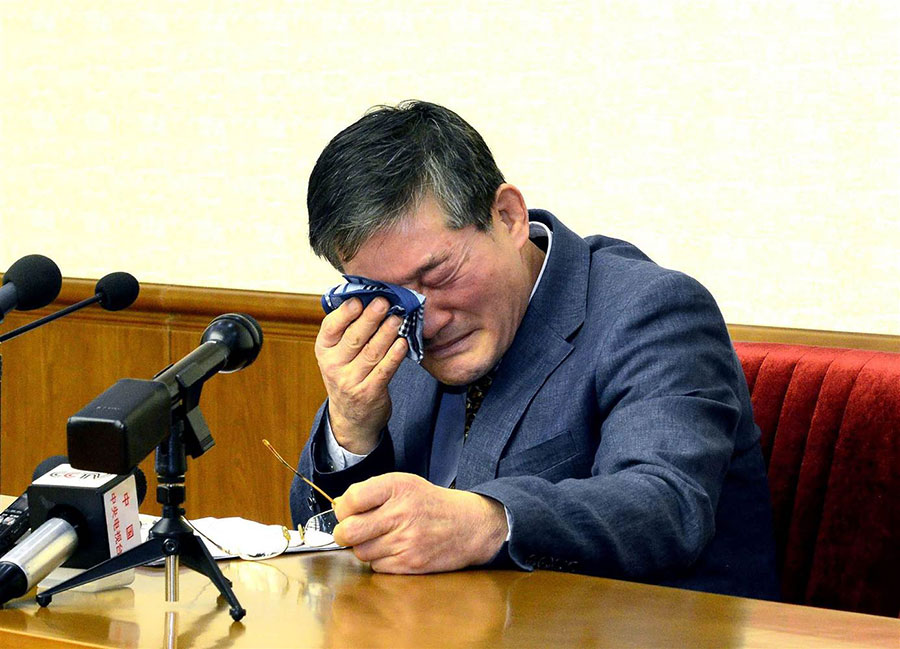 Kim-Dong-Chul-gets-10-years-of-prison-in-North-Korea