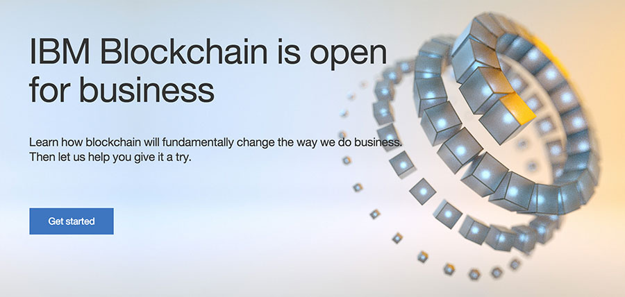 IBM-now-offers-blockchain-cloud-services