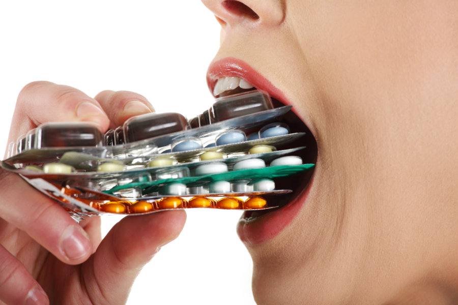 According to the CDC, 30 percent of antibiotics prescribed in the United States are needless. Photo credit: Emed