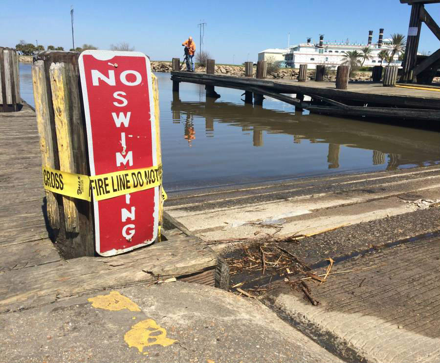 Woman found in decomposition state at St. Charles Parish, Lake Pontchartrain