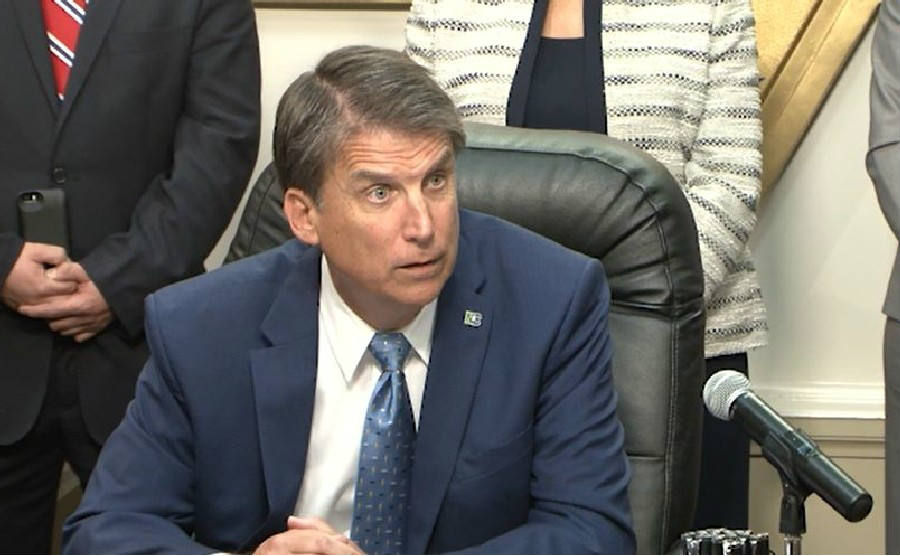 The U.S. DoJ issued a letter Wednesday to North Carolina's Governor