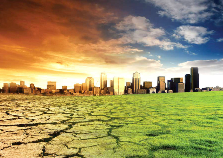 Climate change views may considerably differ depending on political preferences. Photo credit: Occupycorporatism.com