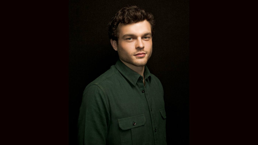 Alden Ehrenreich was chosen by Disney and Lucasfilms casting staff to be the new Han Solo in the upcoming Star Wars spin-off. Photo credit: Roger Kisby / Redux / Rolling Stone