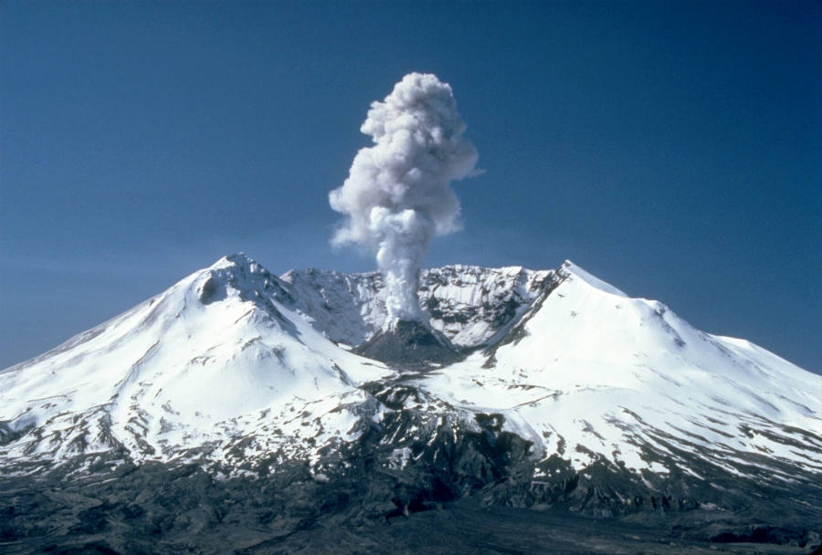 Mount St. Helen could be a volcano threat