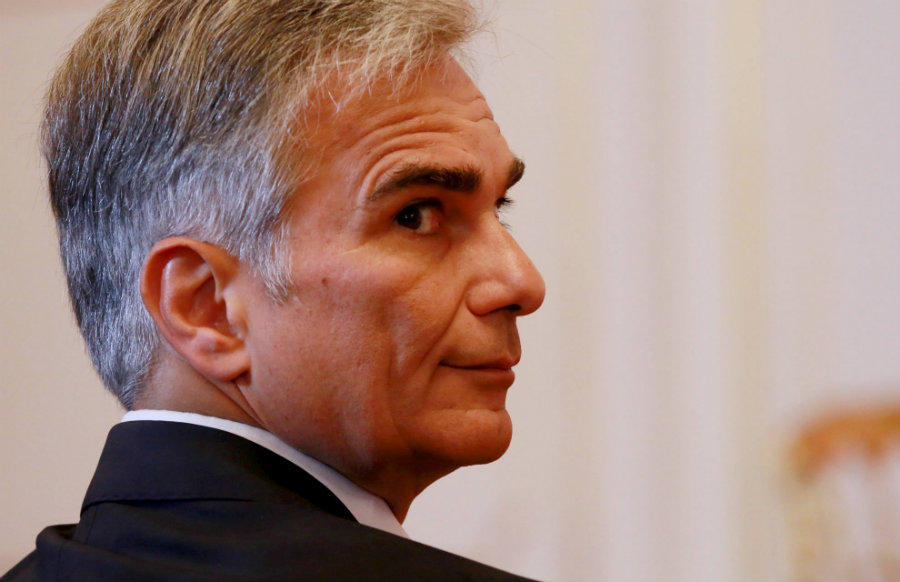 Austrian chancellor, Werner Faymann, resigned on Monday due to the insufficient support of his party among the current challenges in the country. Photo credit: Skata / Web.de
