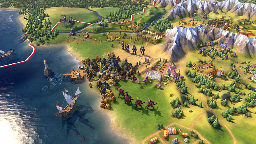 Civilization VI to be released in October