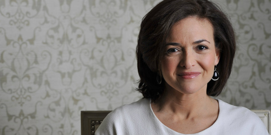 Facebook's Chief Operating Officer Sheryl Sandberg made a speech to University of California-Berkeley graduates on Saturday. She gave details about her husband's death and how it has impacted her life and her family. Photo credit: Huffington Post