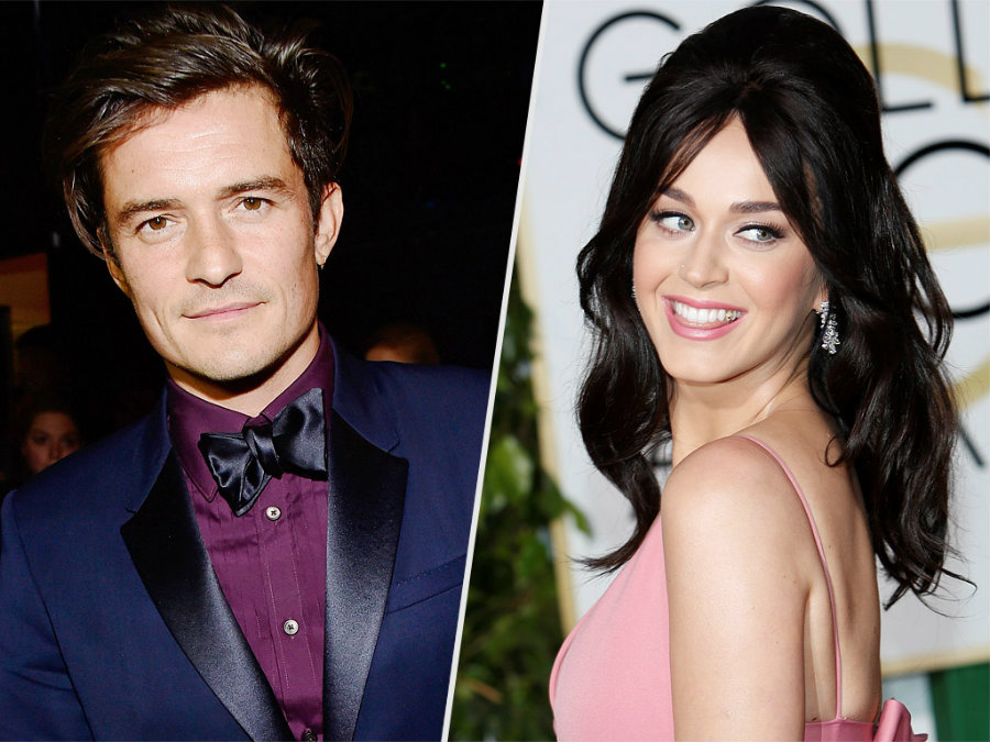 Superstars Katy Perry and Orlando Bloom have been rumored to be in a relationship for the last couple of Frazer Harrison / Bafta LA / Getty; Hubert Boesl / DPA / Zuma