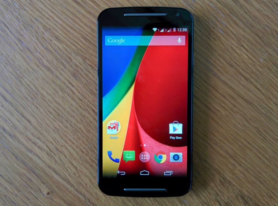 Moto G has stepped up the game for its mobile carrier competitors