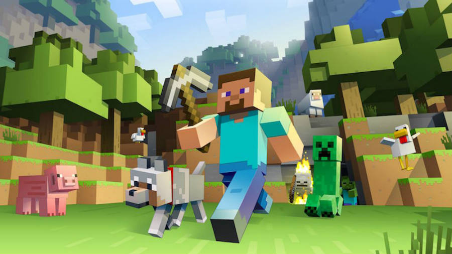 Mojang Brings Minecraft to China
