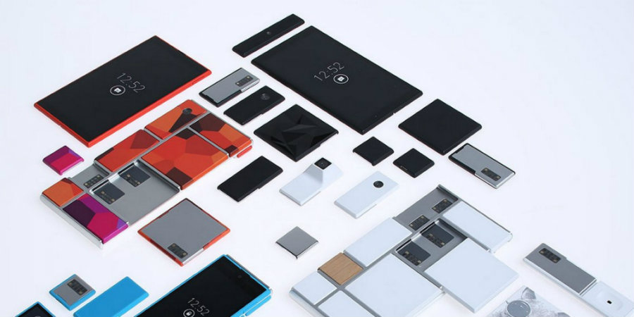 Google has announced that the modular phone from Project Ara will be available for developers in the fall. Photo credit: Technobyte