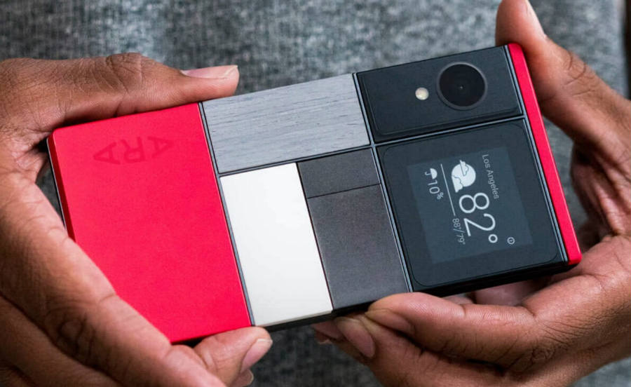 Google's modular Project Ara phone is almost ready to ship. The exchangable module phone is sure to make a huge difference on next generation smartphones. Image Credit: The Next Web