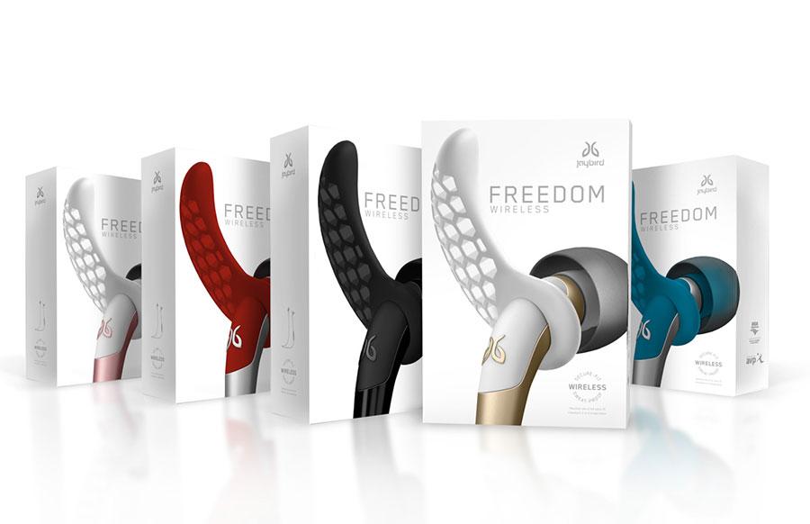 Jaybird new Freedom earphone generation