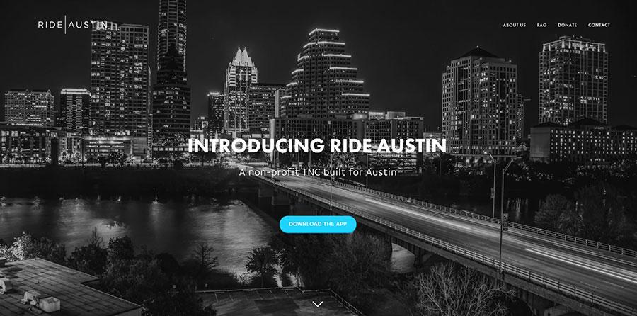 RideAustin startup