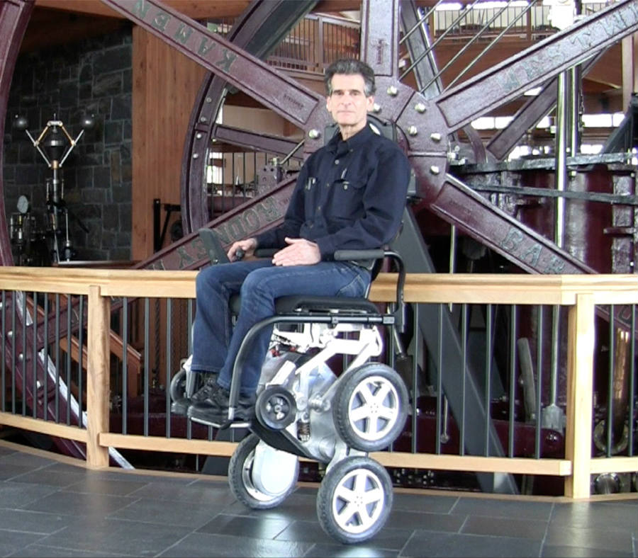 A new generation of iBot wheelchair will be launched by Toyota and Deka