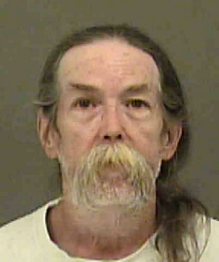 Parker Bogan, 59, could be facing up to 20 years in prison for the murder of his daughter's boyfriend.