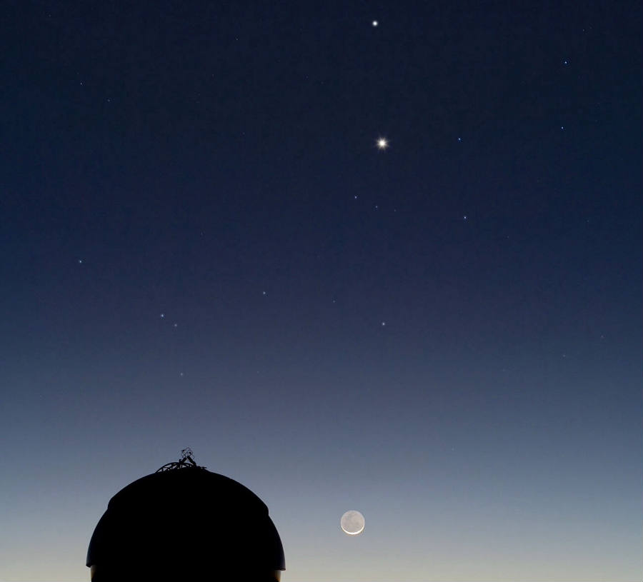 planet closest to earth tonight - photo #32