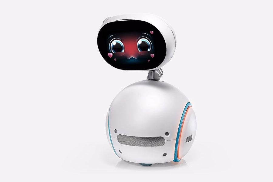 Asus presents its home robot Zenbo