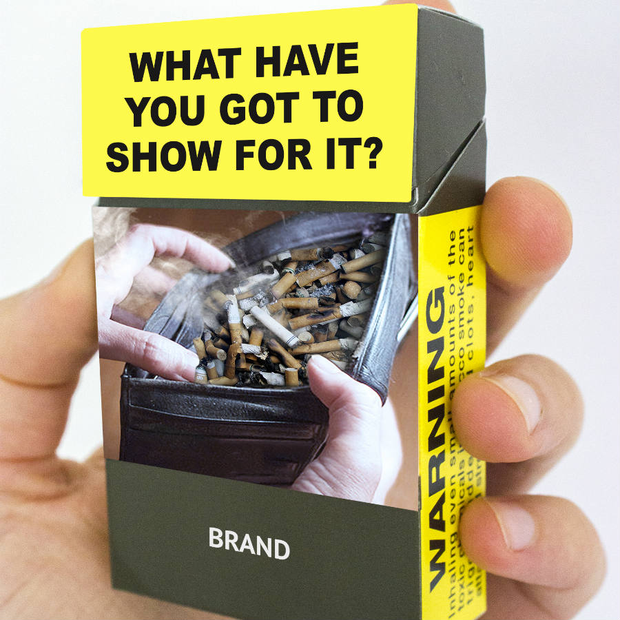 The New Zealand Parliament is considering the adoption of plain packaging of tobacco products