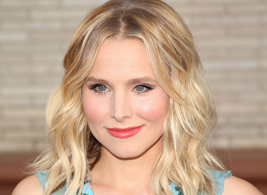 Kristen Bell writes about depression