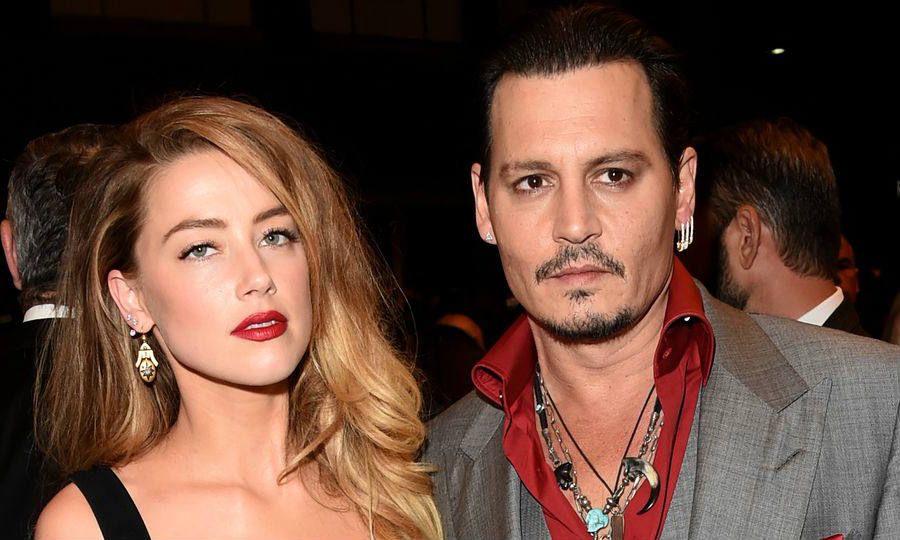 The Hollywood couple Depp&Heard has taken a left turn as Amber Heard released photos of herself presumably mistreated by Johnny Depp