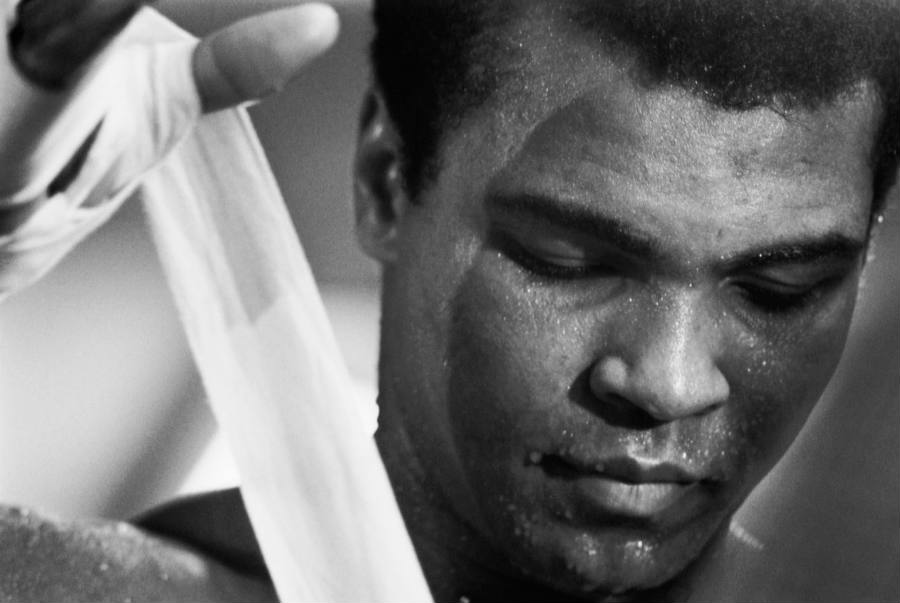 More than a worldwide icon for his boxing legacy, Muhammad Ali always spoke his mind on rights equality for the african-american community and justice. Image Credit: LCD JF