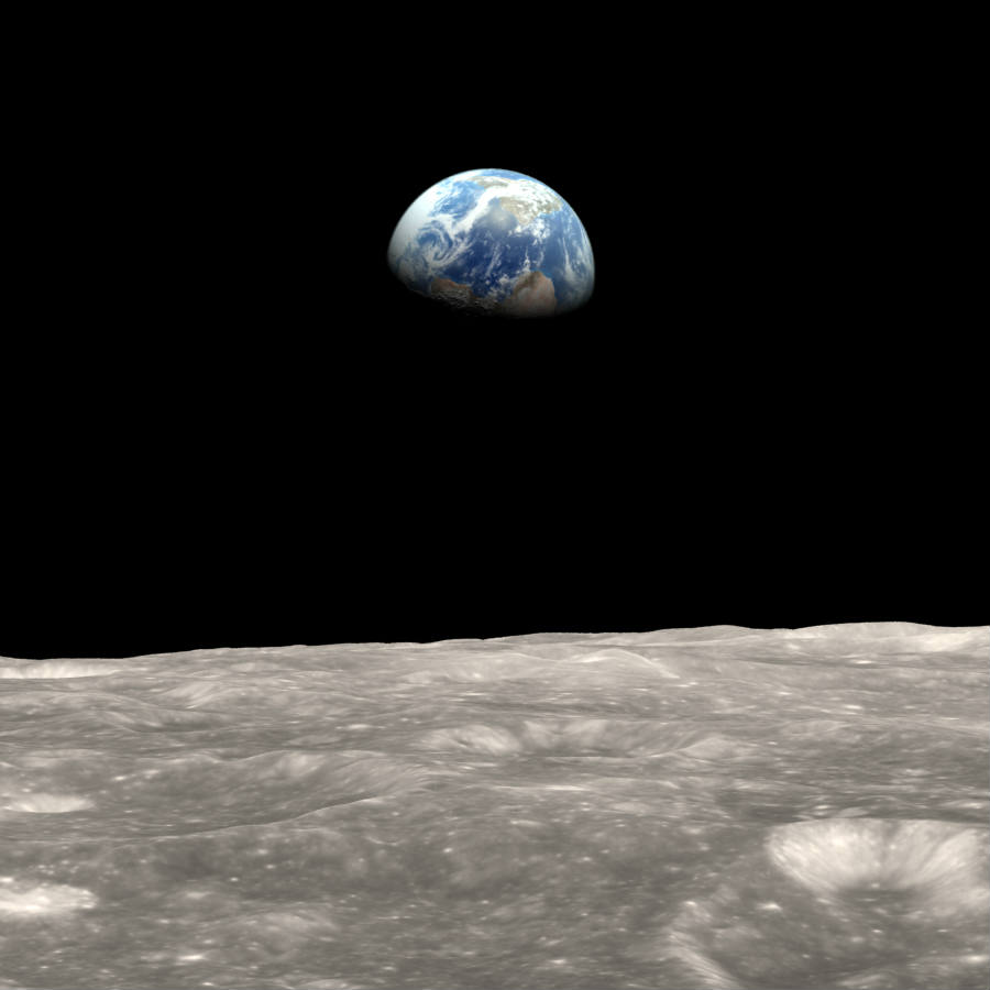 The guidelines for private space travels to the Moon are just a glimpse of what's to come in our time