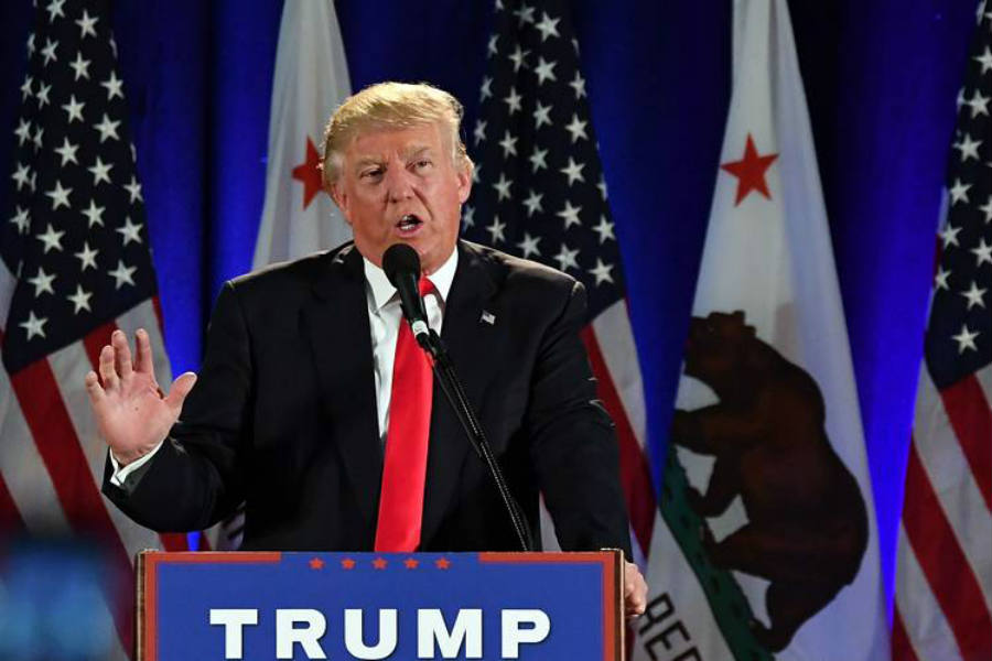 Donald Trump had said a Hispanic judge would be biased in any case against him.
