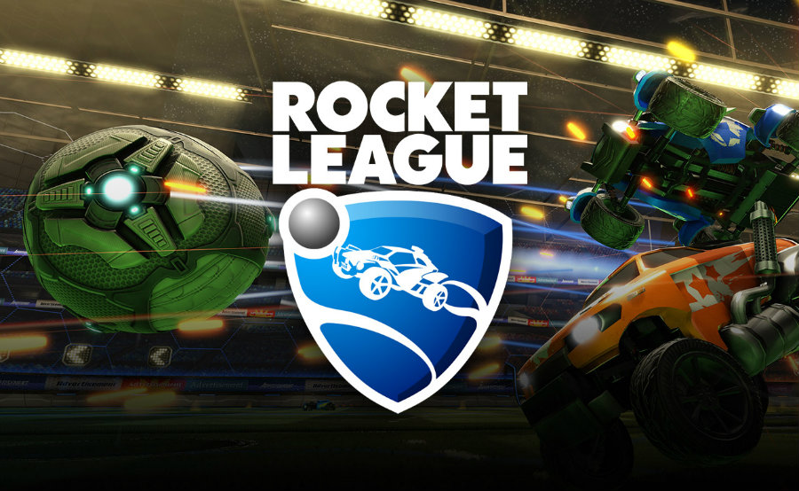Rocket League, the popular vehicle-soccer game with futuristic aesthetics, is getting an update that includes items conversion and trading. Photo credit: Dual Shockers