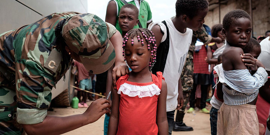 WHO reports yellow fever in Congo