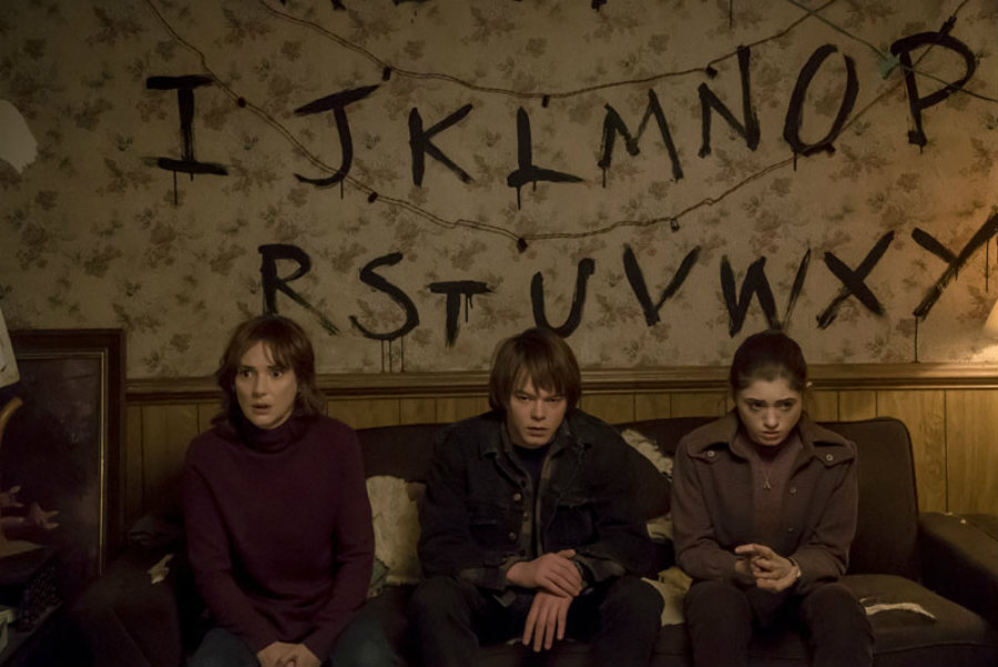 Starring Wynona Ryder, the upcoming Netflix suspense series, Stranger Things, develops in the small town of Hawkins, Indiana, where unusual events lead the protagonists to confront supernatural presence over the course of its 15 episodes. Photo credit: Comingsoon.net