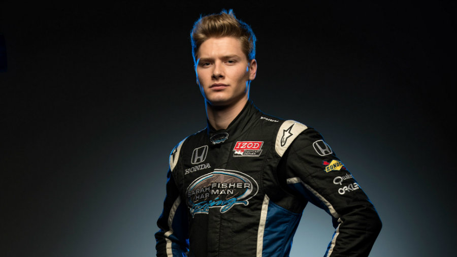Josef Newgarden, Verizon IndyCar Series driver, was airlifted on Sunday to Parkland Memorial Hospital in Dallas after he was involved in a car crash during the Firestone 600 at Texas Motor Speedway. Photo credit: Forbes
