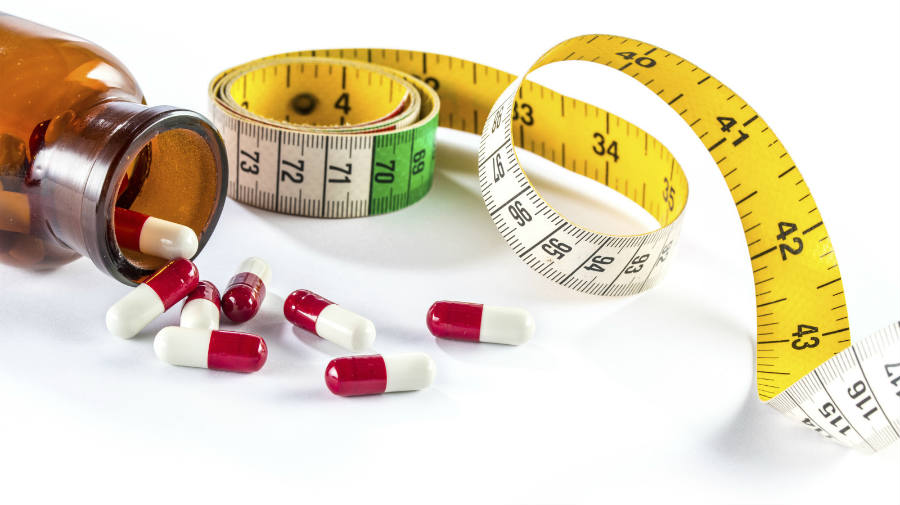 The randomized clinical trials were conducted among overweight or obese adults. 29018 participants took FDA drug treatments for obesity during a year. Image Credit: Diet Doctor