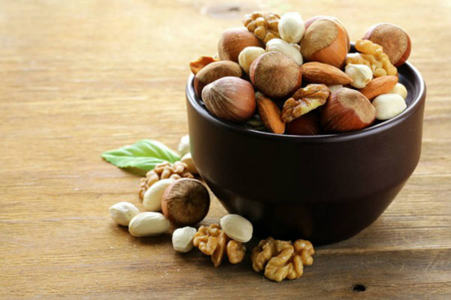 The study recently published in the journal Nature supports the idea a daily diet based on nuts has benefits on prostate cancer patients. Image Credit: Window To News