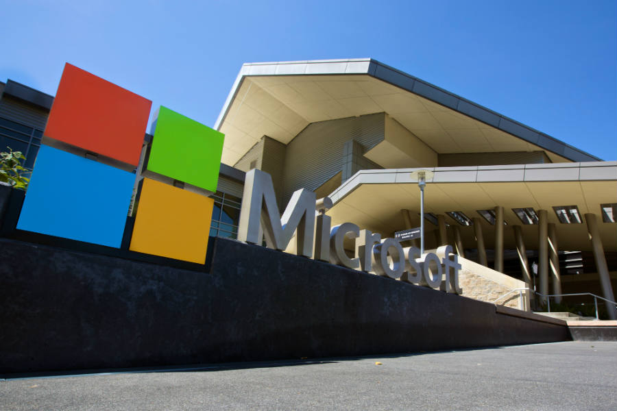 Microsoft's latest addition Wand Labs and LinkedIn could be a significant factor on the current powerhouse battle between Sillycon Valley enterprises. Image Credit: Digital Trends